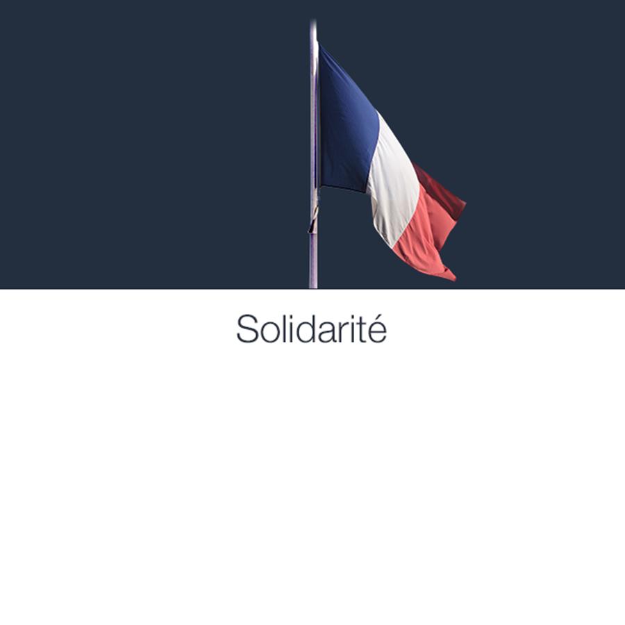 064 速報「solidarite」から読み解く世界規模のマーケティング